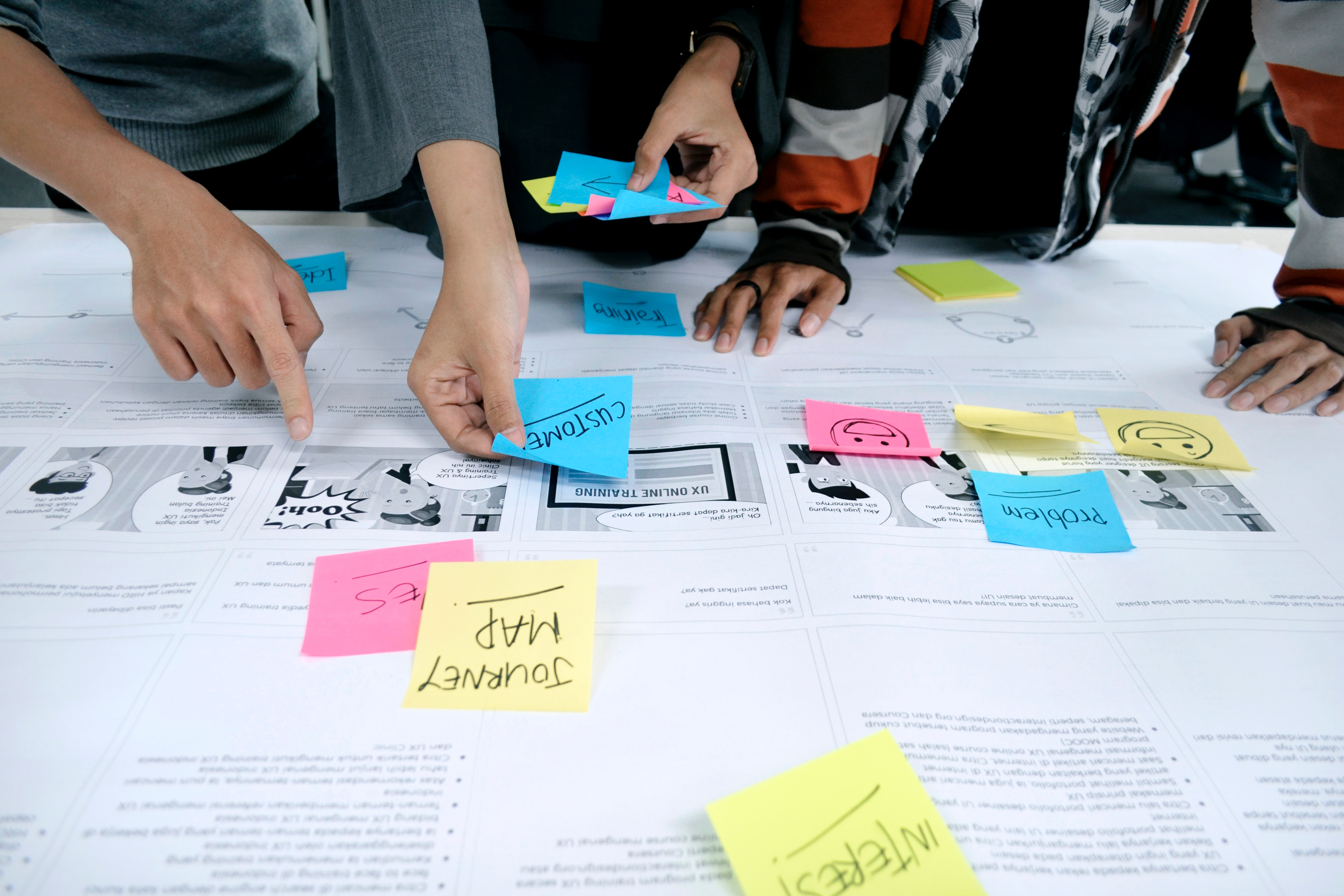 Design Thinking for Data and Analytics Projects