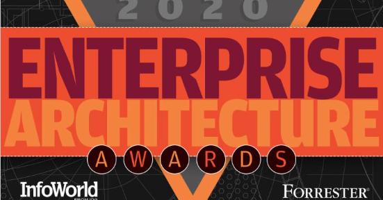 Forrester 2020 Enterprise Architecture Award Winner